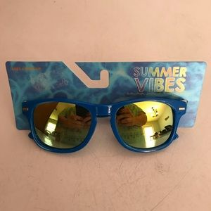 Other - Sunglasses-blue